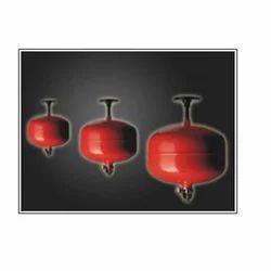 Agni Star Mild Steel Automatic Modular Fire Extinguisher