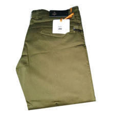Cotton Casual Trouser, Size: 30