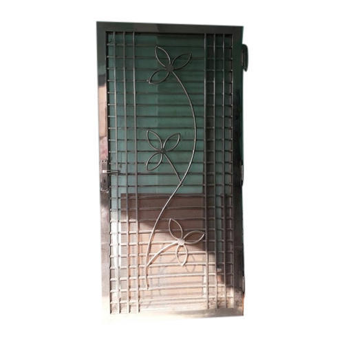 Stainless Steel Jali Door