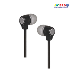 Hf-20 Black/ Silver Earphone