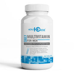 Multivitamin Supplements Tablets