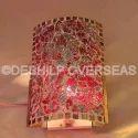 Deshilp Overseas Glass Fancy Wall Lamps