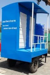 Mobile Toilet 2 Seater