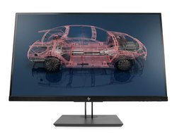 HP Z27n G2 27-inch Micro-Edge QHD IPS Display (Black)
