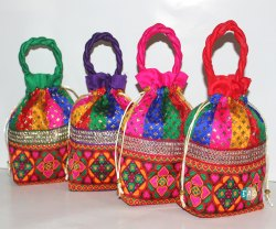 Potli Bag for Wedding