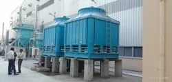 300tr FRP Square Type Cooling Tower