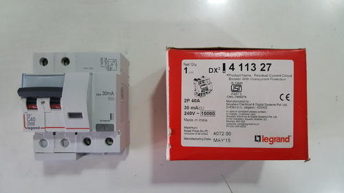 rcbo-411327-500x500  Pole Single Phase Wiring Diagram on