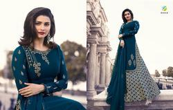 Georgette Embroidered Vinay Fashion Party Wear Suits
