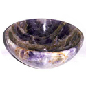 Amethyst Stone Hand Carved Bowl
