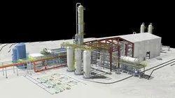 Detail Engineering of Distillation Plant