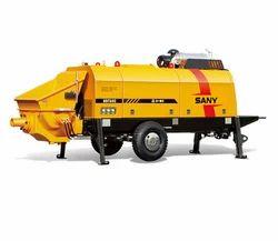 Sany Trailer Pump Repair Service