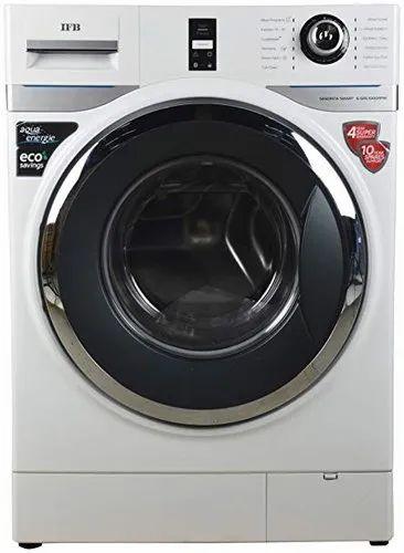 IFB 6.5 kg Fully Automatic Front Load Washing Machine, Senorita Smart, White