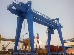 Goliath Double Girder Cranes