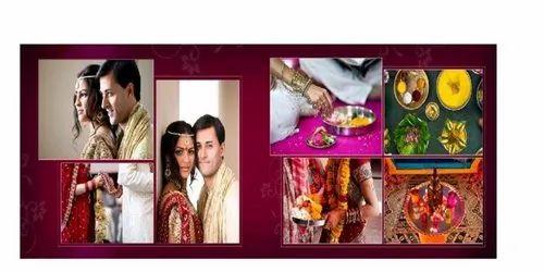 Designer Wedding Photo Album