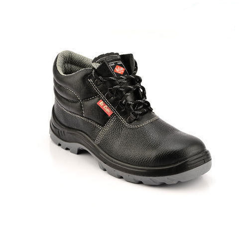 af8e03f3420 Leather Ankle Safety Shoes