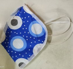 Printed Cotton Mask