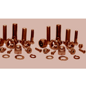 Aluminium Bronze Nuts Bolts, Packaging Type: Box, Size: 23*3*4.5