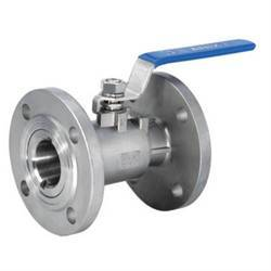 Stainless Steel Forged Flange Ball Valve