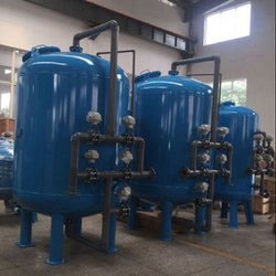 Sand Bed Multi Grade Filtration Systems