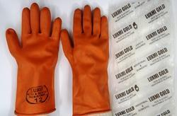 Acid Alkali Proof Rubber Hand Gloves