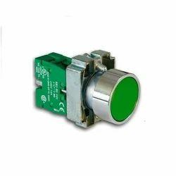 2A 220V Dual PUSH Button SWITCH NOS