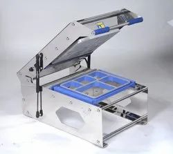 5 Portion Meal Tray Sealing Machine