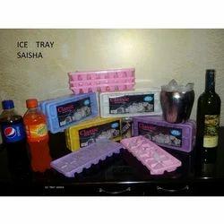Saisha Plastic Ice Cube Tray