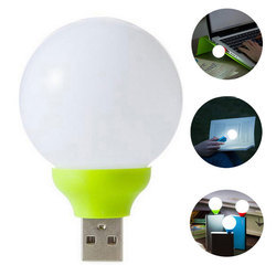 Round USB LED Lamp