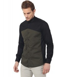 Olive Club Wear Shirt