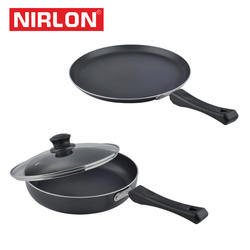 Nirlon Induction Base Non-Stick Cookware 2 PIECE