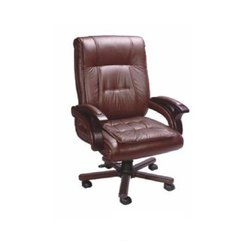 IS-C013 Leather Office Chair
