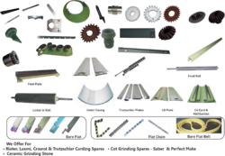 BHARAT carding spares Crosol Carding Spare Part, for Industrial