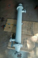 20 Bar Ms And Copper Tubes After Coolers, Capacity: 1200 Cfm, Shell & Tube
