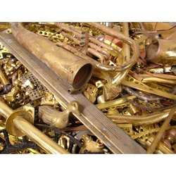 Golden Brass Scrap, Size: 5 Mm