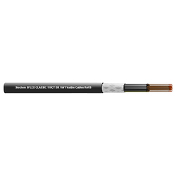 Sflex Classic 110cy Bk 1kv Flexible Cables Rohs