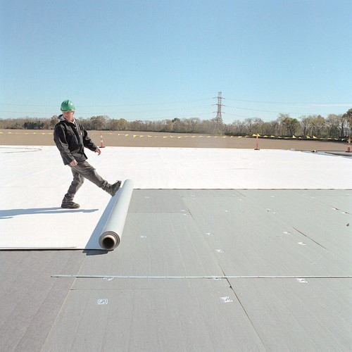 Pvc Membrane Waterproofing Service In Madangir New Delhi