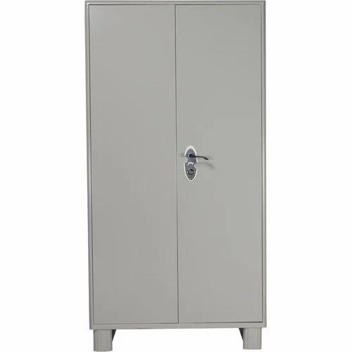 Grey Double Door Steel Almirah, Rs 9000 /piece, Yadav