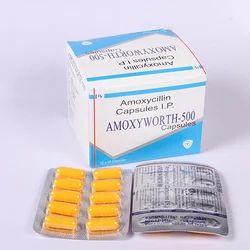 Amoxyworth 500 Capsule