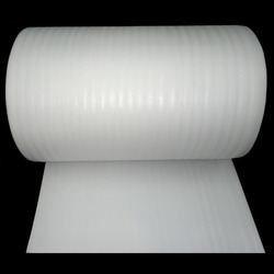 White Thermocol Roll, Thickness: Upto 7 Mm