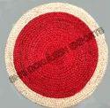 Sge Handmade Braided Jute Rug