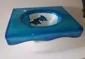 Glass Wash Basin Lip Vanity