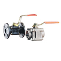 """Audco Industrial Ball Valve, Size: 1/2"""" To 12"""""""
