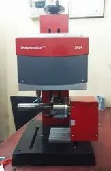 Dot Peen Marking Machine With Rotary Axis Model Pr 14 R Axis
