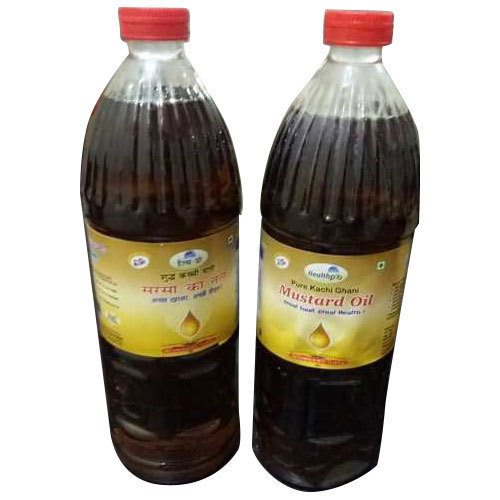 Health Pro Nature Fresh Mustard Oil, Packaging Type: Plastic Bottle, Packaging Size: 1 litre