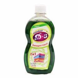 Lemon D-3 Liquid soap, Pack Size: 500 mL