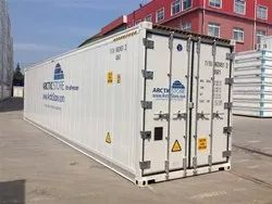 Pallet Storage Shipping Container