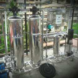 Automatic Aguapuro Dialysis RO Plant, Automation Grade: Automatic, For Industrial
