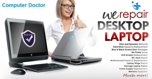 Laptop Repairing Services in Dalhousie Road, Pathankot | ID: 17311524988
