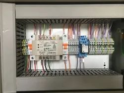 Installations For Electrical Control Panel