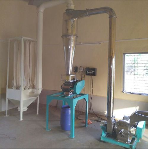 Three Phase Ss Air Swept Mill